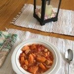 Enjoy a good stew on a winter night - comfort food.
